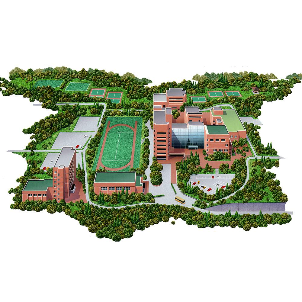 大学キャンパス200